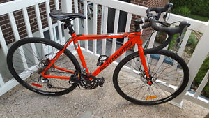 ##### GRAVEL BIKE  ROCKY MOUNTAIN SOLO CX 2015  DISC BRAKE #####