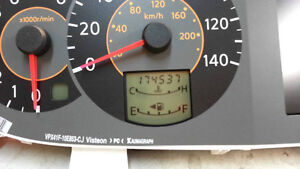 Nissan Quest Speedometer LCD Repair Rebuild Fix 04 05 06 $100