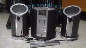 Sanyo speaker system