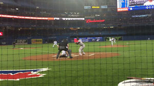 Toronto Blue Jays Tickets Premium Infield Every game 2017 Season