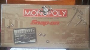 Collectors Edition Snap On Monopoly