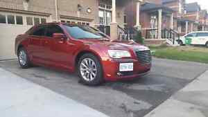 RARE!! Chrysler 300 RED!! LOW KMS!! LOADED