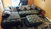 L sectional couches