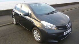 Toyota Yaris 1.0 VVT-i ( 69bhp ) Touch & Go 2012MY TR