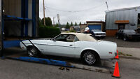 WANTED 71-73 Mustang for parts only!!!