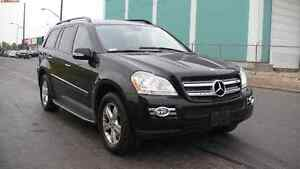 2007 Mercedes-Benz GL-Class SUV, Crossover