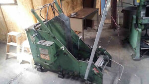 Rowe 2000 Lbs Coil Cradle Uncoiler