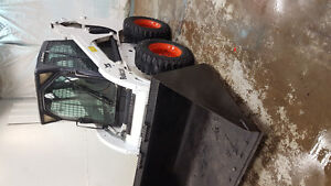 Bobcat 773 with 2 buckets for Sale