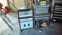 2 smaller tool chest