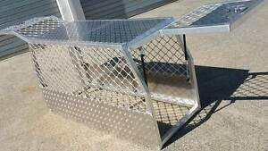 Ute & Truck Dog Cage, Custom Made Aluminium Dog Cages & Much More Eagle Farm Brisbane North East Preview