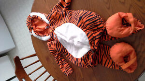 Size 4- 5 Tiger Costume