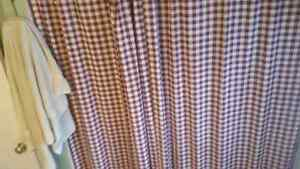 Long primitive curtains  Cornwall Ontario image 4