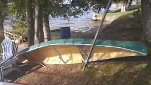 15 foot canoe  sold sold