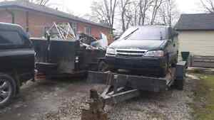 Free scrap metal removal nothing to big