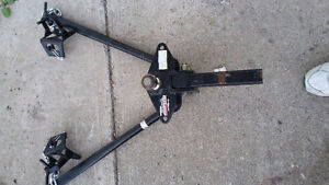 10000 LB WEIGHT DISTRIBUTING HITCH