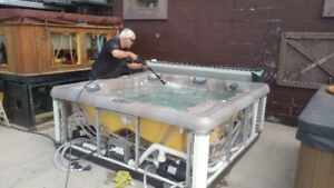 HOT TUB REPAIRS - 29 YEARS EXPERIENCE - CALL THE SERVICE EXPERTS