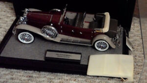 For the antique car lover on your Christmas list