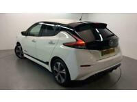 2020 Nissan Leaf TEKNA Automatic Hatchback Electric Automatic