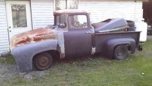 1956 mercury m-100