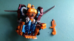 Transformers Beast Wars OPTIMAL OPTIMUS 1997