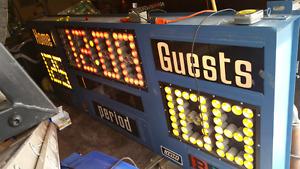 Large scoreboard - offers
