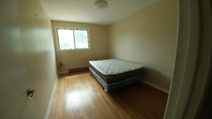One Room for Rent in a Two BR Apartment in Deep River, Ontario.