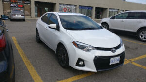2014 Toyota Corolla SPORT-LEATHER+NAVIGATION