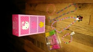 Hello Kitty Jewelery Box and craft