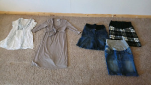 Size Small Maternity Clothes Lot