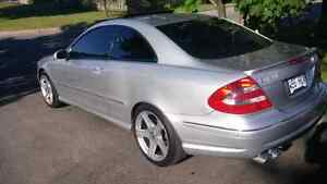 CLK55AMG for sale