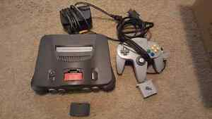 Nintendo 64 System w/ Expansion Pack