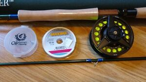 fly rood and reel package for sale