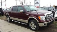 2010 Ford F-150 Lariat 4X4 King Ranch