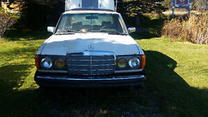 Mercedes 300 d 1400 $ or exchanges 2000$