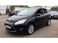 2013 Ford C-Max 2.0 TDCi Titanium 5dr Manual Diesel Estate