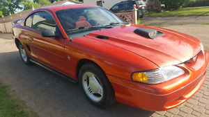 for sale 94 mustang SRS