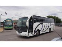 2013 Volvo B7R SUNSUNDEGUI SIDERAL 41 SEATS EURO 5 MOT UNTIL JUNE 2019
