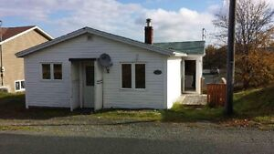 Small House for rent in Foxtrap, CBS.