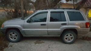 2000 Jeep Grand Cherokee Laredo Other Regina Regina Area image 1