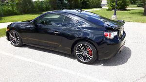 2015 Subaru BRZ Sport-tech Coupe (2 door)
