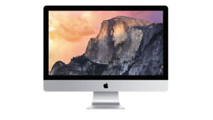 27 inch iMac 5k FULLY LOADED (QUICK SALE)