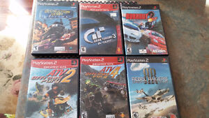 Sony PS2 used games for sale