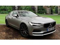 2017 Volvo S90 D4 190hp Euro 6 Momentum Auto Automatic Diesel Saloon