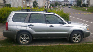 Forester 2004
