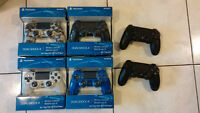 Used and New PS4 Controllers (PS4, PS TV, PS Now)