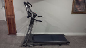 CFS TREADMILL COMPLETE WITH FAN AND ARM PULLEYS $550 O.B.O London Ontario image 2