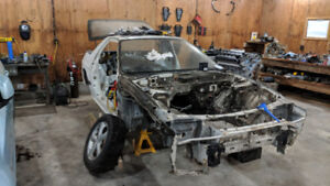 1986 Mazda RX7 Shell (Clean Title)