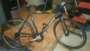 21 speed Aluminum frame CCM road Bike