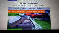 Sidney Removal  (Licensed and Insured)