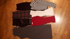 Proffesional clothing haul